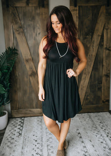 Jayney Sleeveless Dress