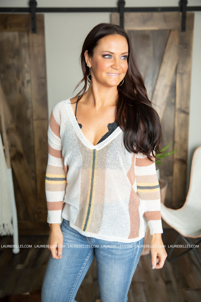 Yvette Knit Sweater