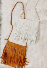 Fabienne Fringe Cross Body