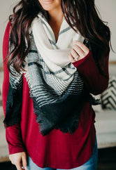 Kelly Blanket Scarf