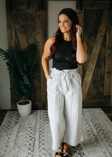 Turner Stripe Pant