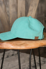 Solid Baseball Cap (Several Colors)