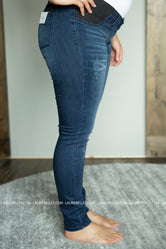 Lenny Maternity Kan Can Jeans