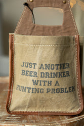 Beer Drinker Beer Caddy