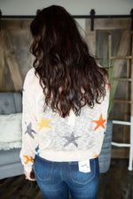 Among The Stars Sweater
