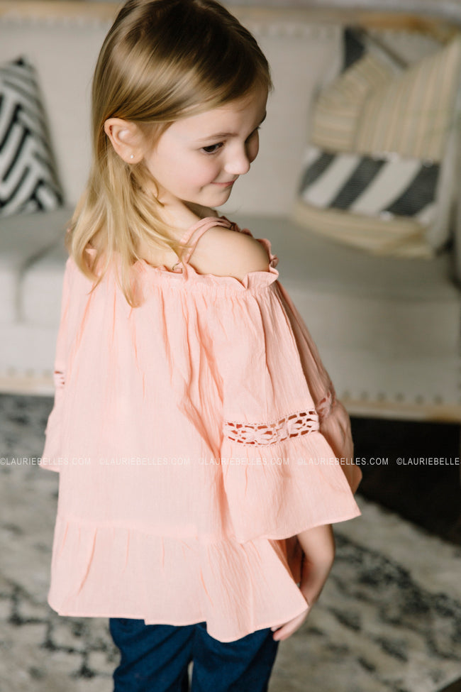 Emerson Ruffle Top (Girls)