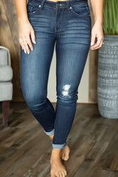Jada Ankle Skinny Kan Can Jeans