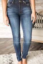 Tricia Dark Kancan Jeans - FINAL SALE
