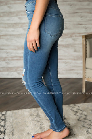 Zeena Distressed KanCan Jeans