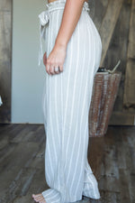 Yachts Of Love Wide Leg Pants