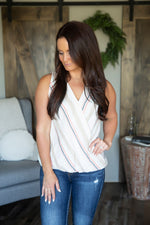 Vianne Striped Tank