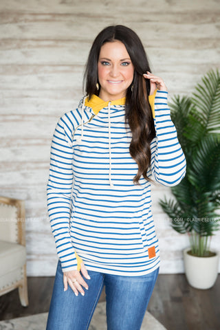 Ray of Sunshine Double Hoodie