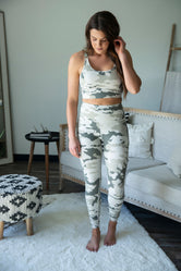 Knox Cargo Camo Leggings