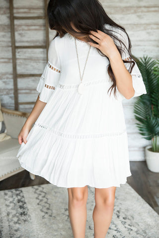 Lily Shift Dress (Two Colors)