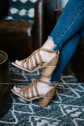Noelle Braided Sandals (Two Colors)