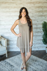 Something Simple Dress (Several Colors)