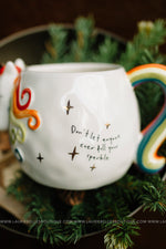 Unicorn Folk Mug
