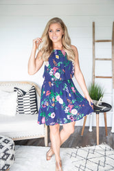 Bloomington Floral Dress