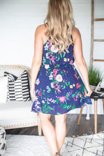 Bloomington Floral Dress-FINAL SALE