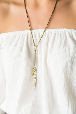 Dagger Necklace