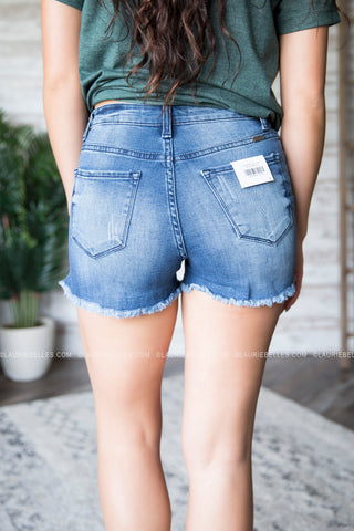 Suzie Kan Can Shorts