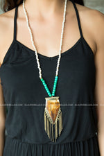 Beljoy Tally Necklace (Two Colors)