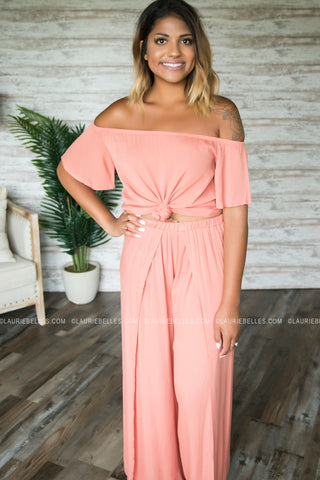 Blaze Two Piece Set (Two Colors)
