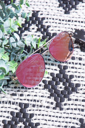Quay Single Sunglasses