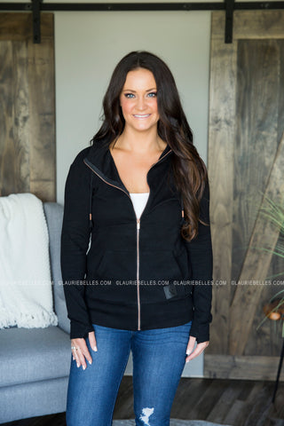Love Bug Zip-Up Hoodie (Two Colors)