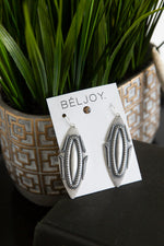 Beljoy Eddison Earrings - FINAL SALE