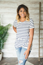 Jackson Striped Top