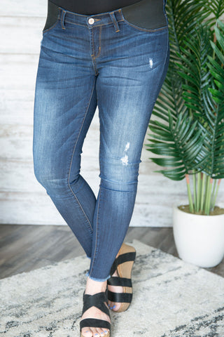 Mellani Maternity Kan Can Jeans