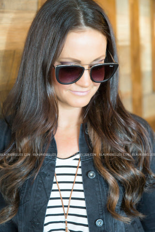 Quay French Kiss Sunglasses