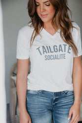Tailgate Socialite Graphic Tee