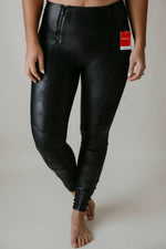 Spanx - Hip Zip Leggings