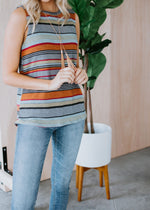 Blank Space Ribbed Top