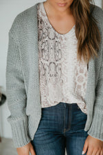 Whitaker Knit Cardigan