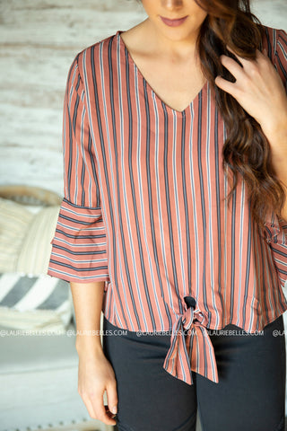 Lilo Striped Top