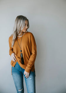 Kacie V-Neck Sweater