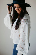 Free People Snowball Sweater