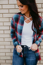 Lily & Lottie Nealie Plaid