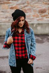 Maisie Plaid by Chelsea DeBoer