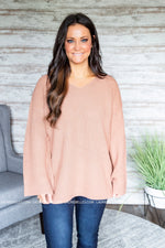 Laid Back Pullover Sweater