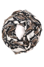 Snake It Easy Scarf