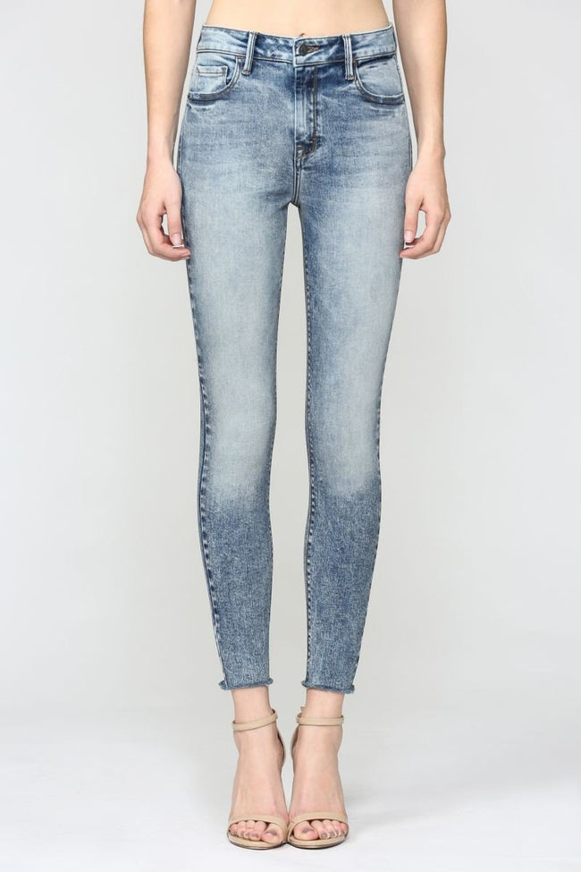 Taylor High Rise Skinny Jean
