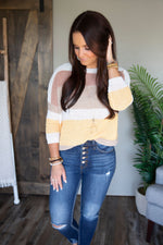 Wherever You Go Knit Sweater