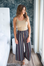 Just Right Stripe Pants