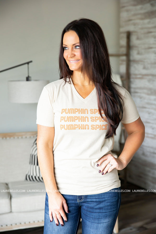 Vintage Pumpkin Graphic Tee - FINAL SALE