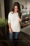 Sassy Twist Back Top (Several Colors)