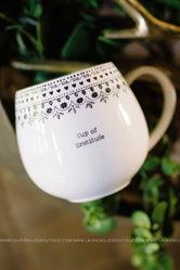 "Message Mug ""Cup of Gratitude"""